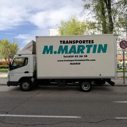 Furgoneta-Transportes-y-Mudanzas-Madrid